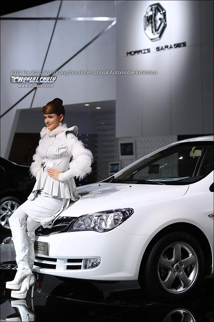 2010第八届广州国际车展车模  www.robpic.com