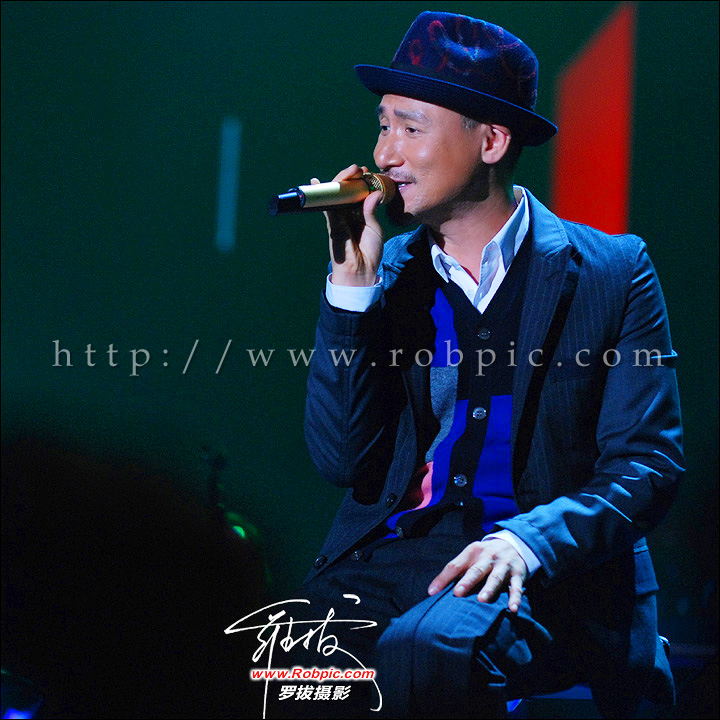 2009轩尼诗炫音之乐张学友广州荣耀献唱  www.robpic.com