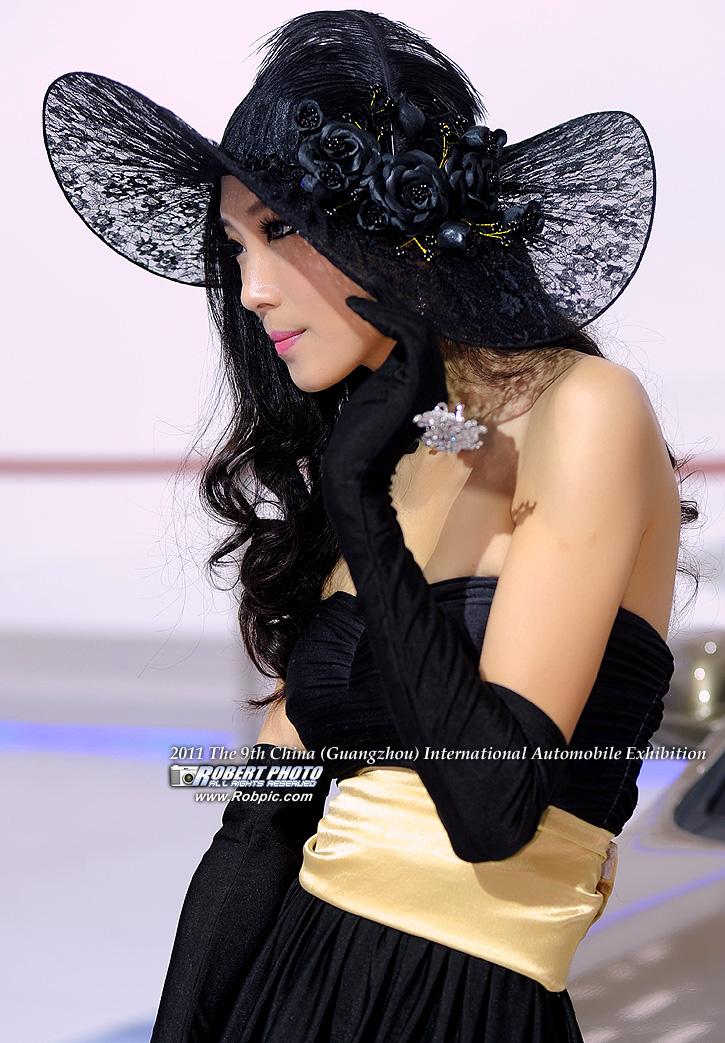 2011第九届广州国际车展 吉利汽车 车模   www.robpic.com