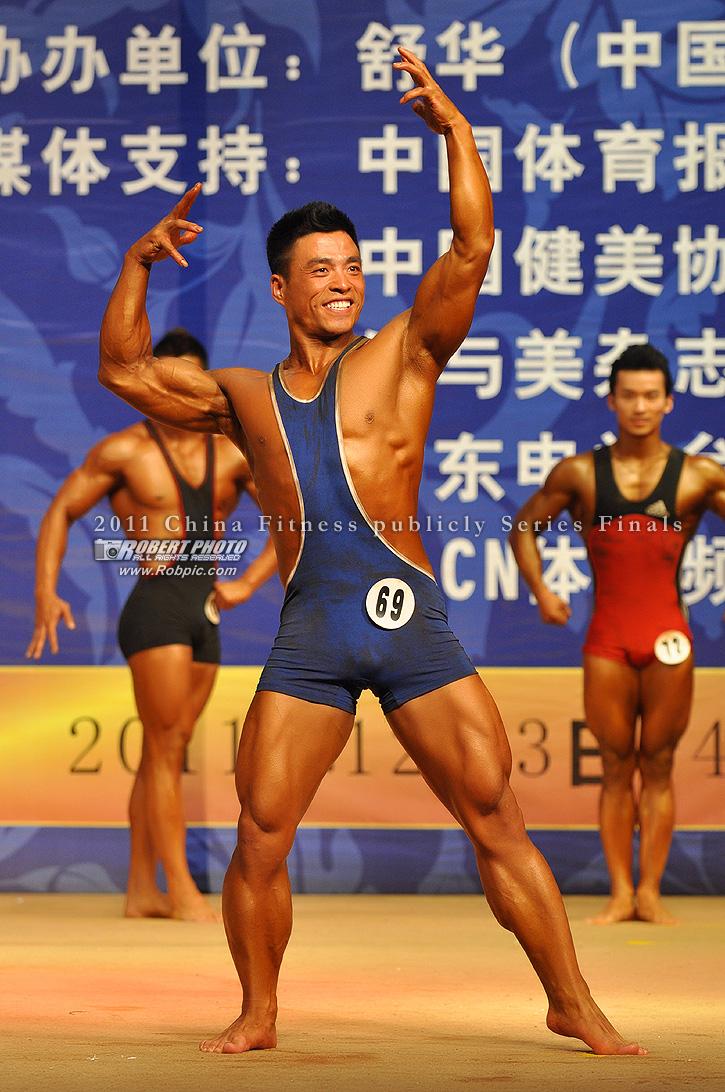回力轮胎杯2011中国健身公开系列赛总决赛  www.robpic.com
