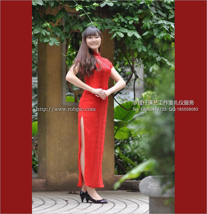 广州礼仪服务/广州礼仪小姐  www.robpic.com
