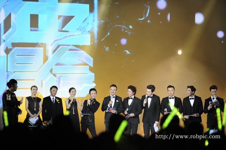 2014-2015年湖南卫视跨年演唱会:群星图片